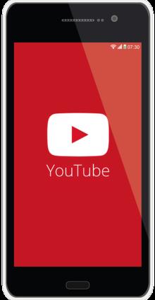 aplikacja youtube